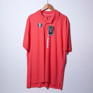 IZOD Pima Cotton Polo Shirt_Large_NWT